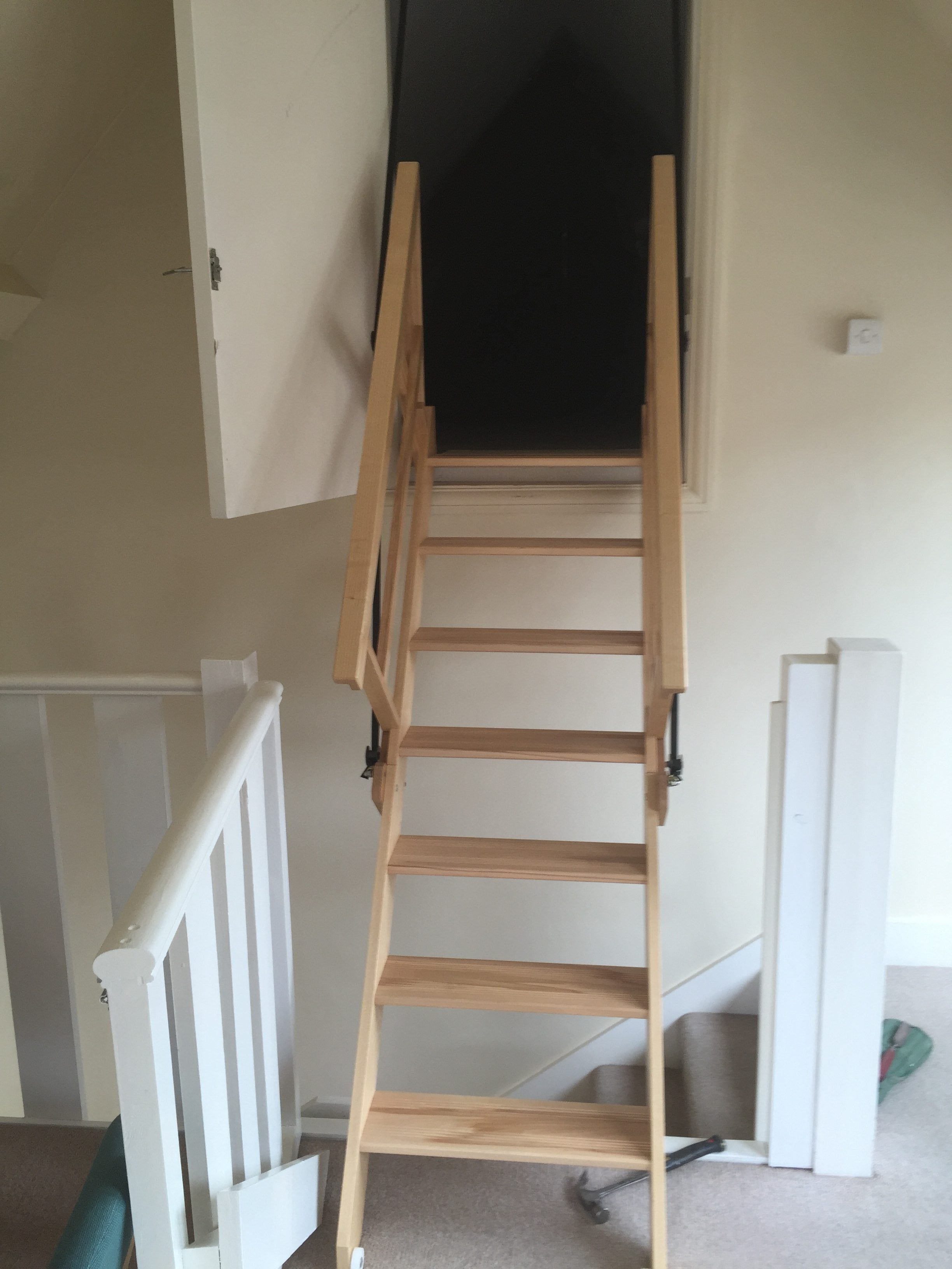 Petworth Electric Loft Ladder